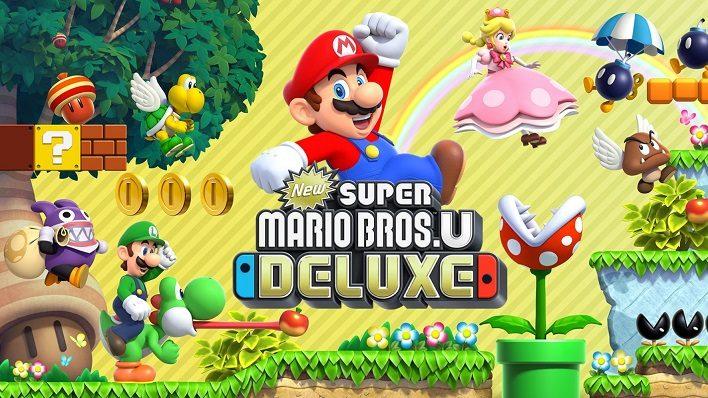 Análisis: New Super Mario Bros U Deluxe