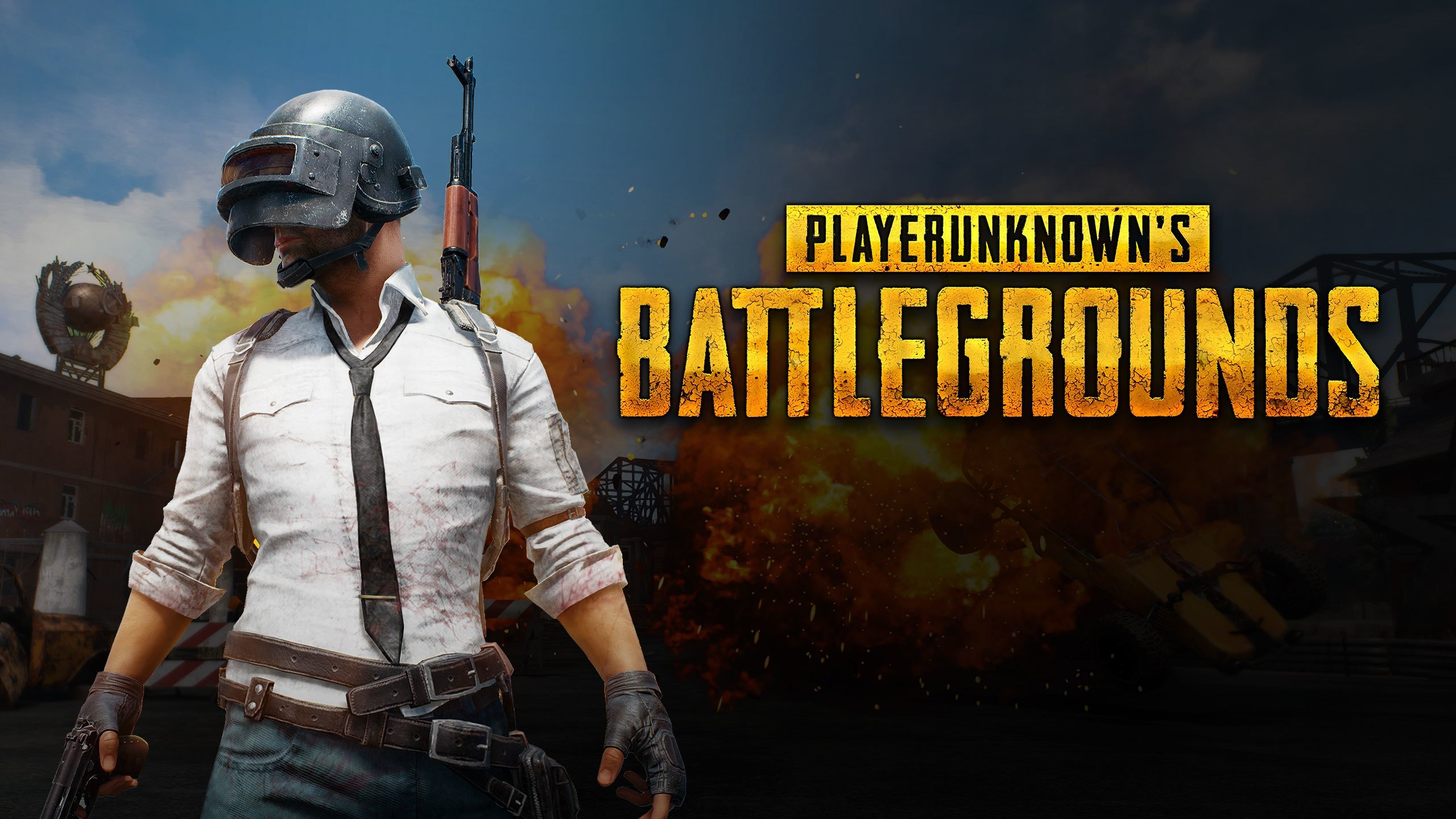 PlayerUnknown's Battlegorunds