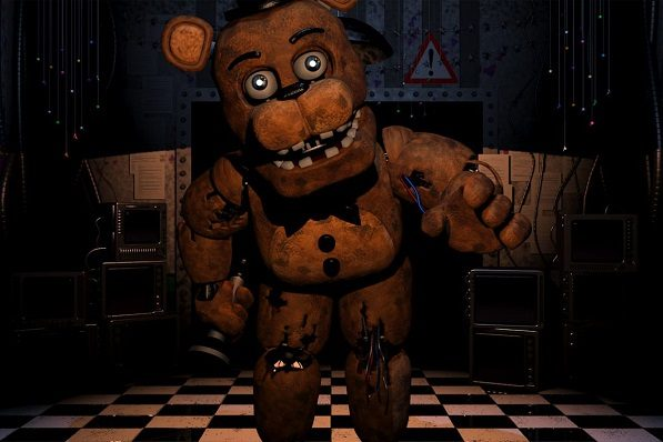 Five Nights at Freddys VR