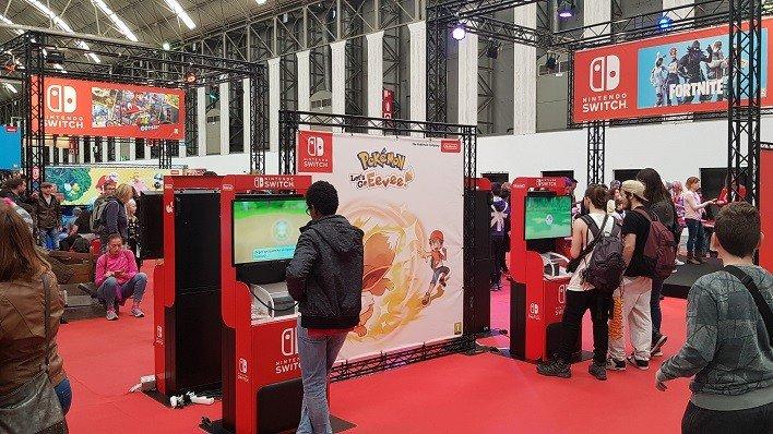 Nintendo Comic Barcelona