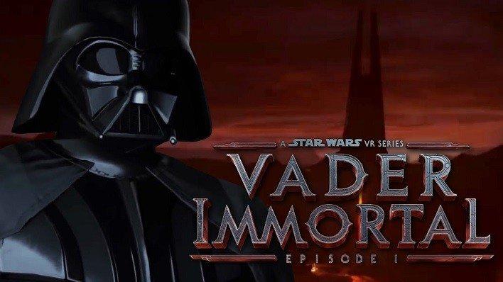 Vader Immmortal: A Star Wars VR