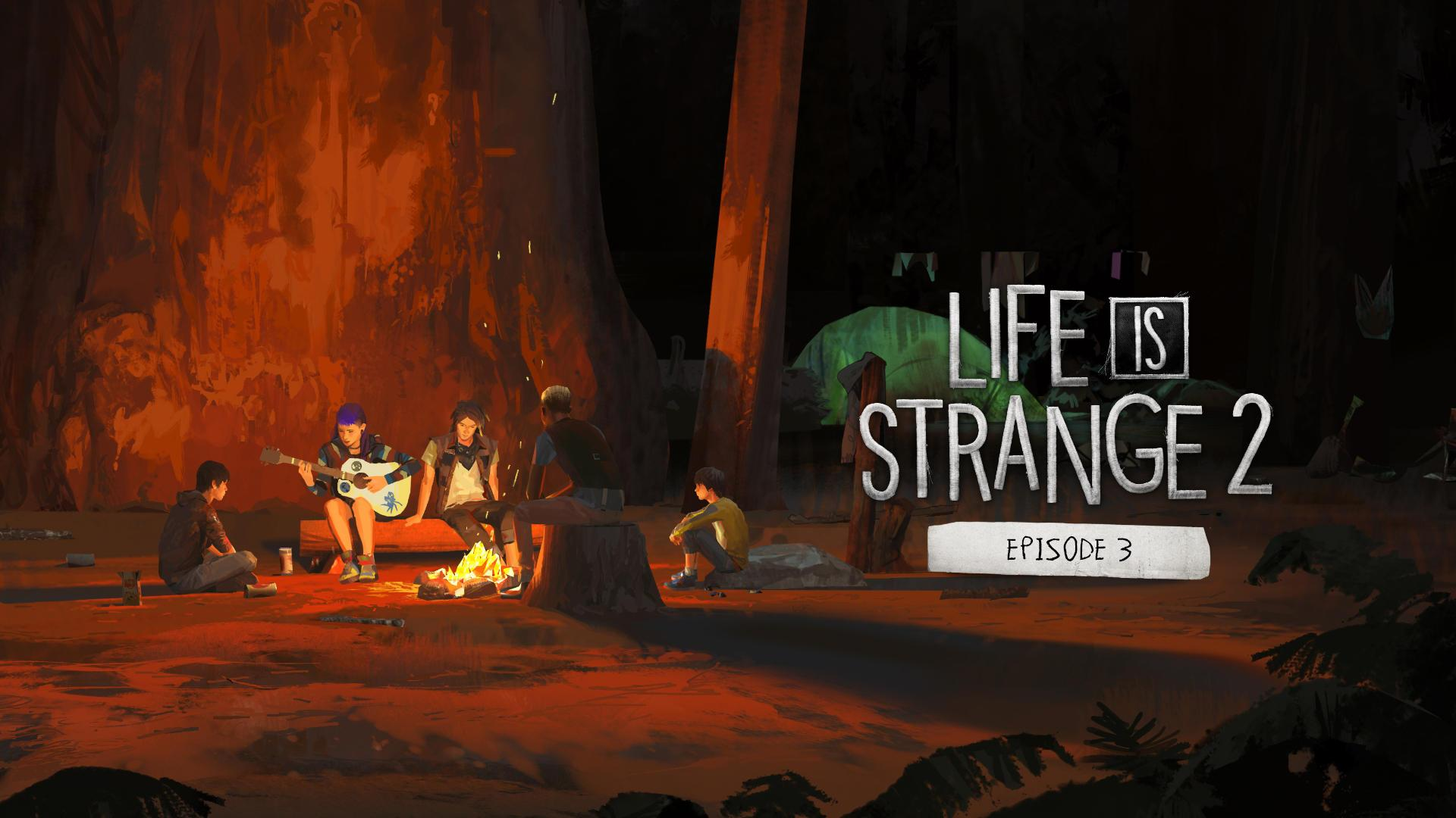 Life is Strange 2 - Capitulo 3: Wastelands