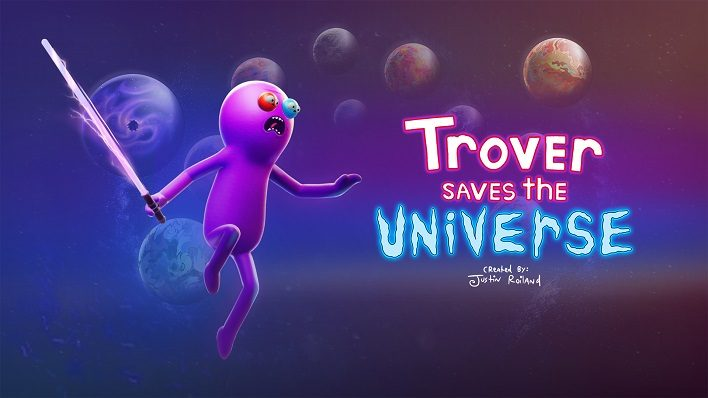 Análisis: Trover Saves the Universe