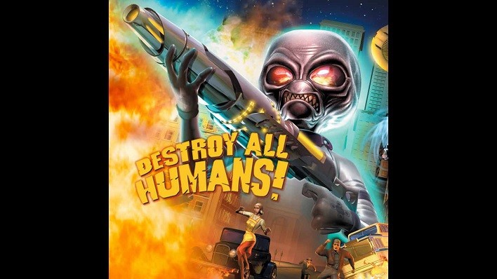 Destroy All Human!