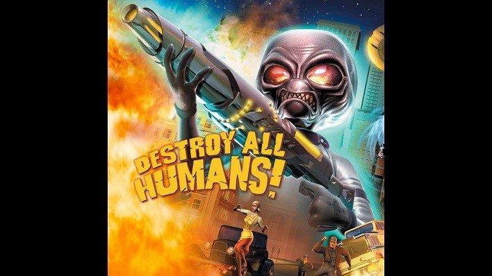 Destroy All Human!
