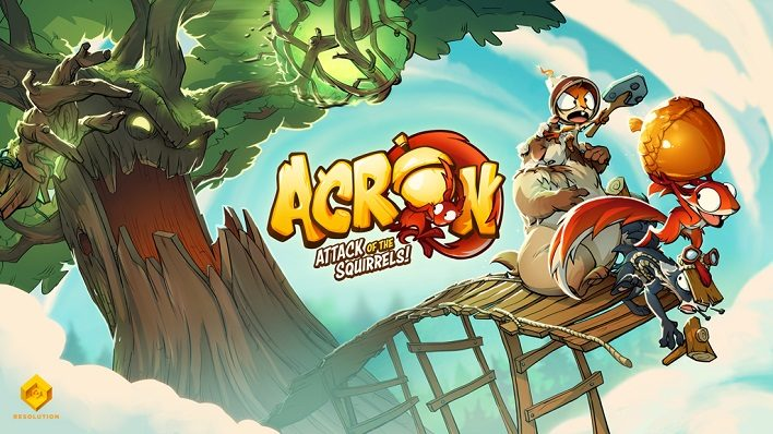 Análisis: Acron: Attack of the Squirrels!