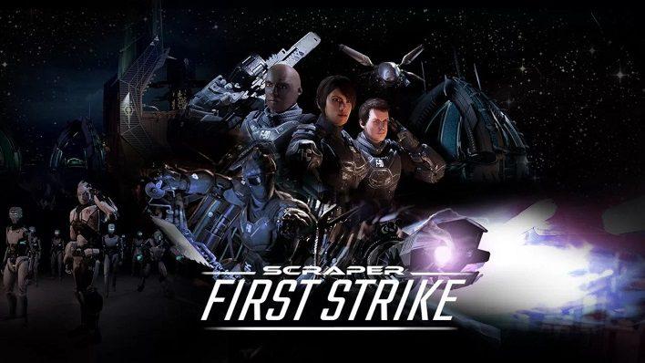 Análisis: Scraper: First Strike
