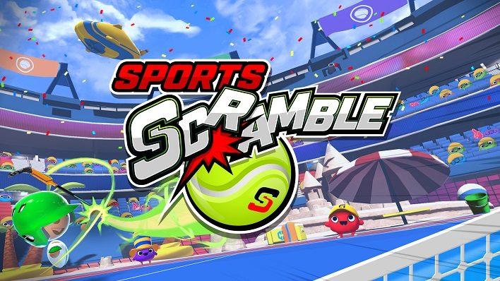 Análisis: Sports Scramble