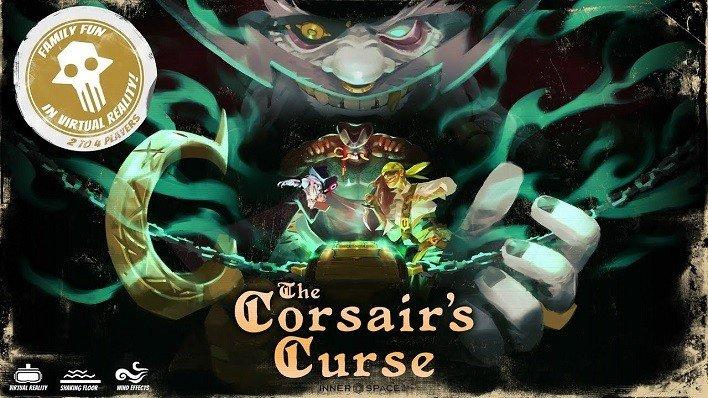 Corsair's Curse VR