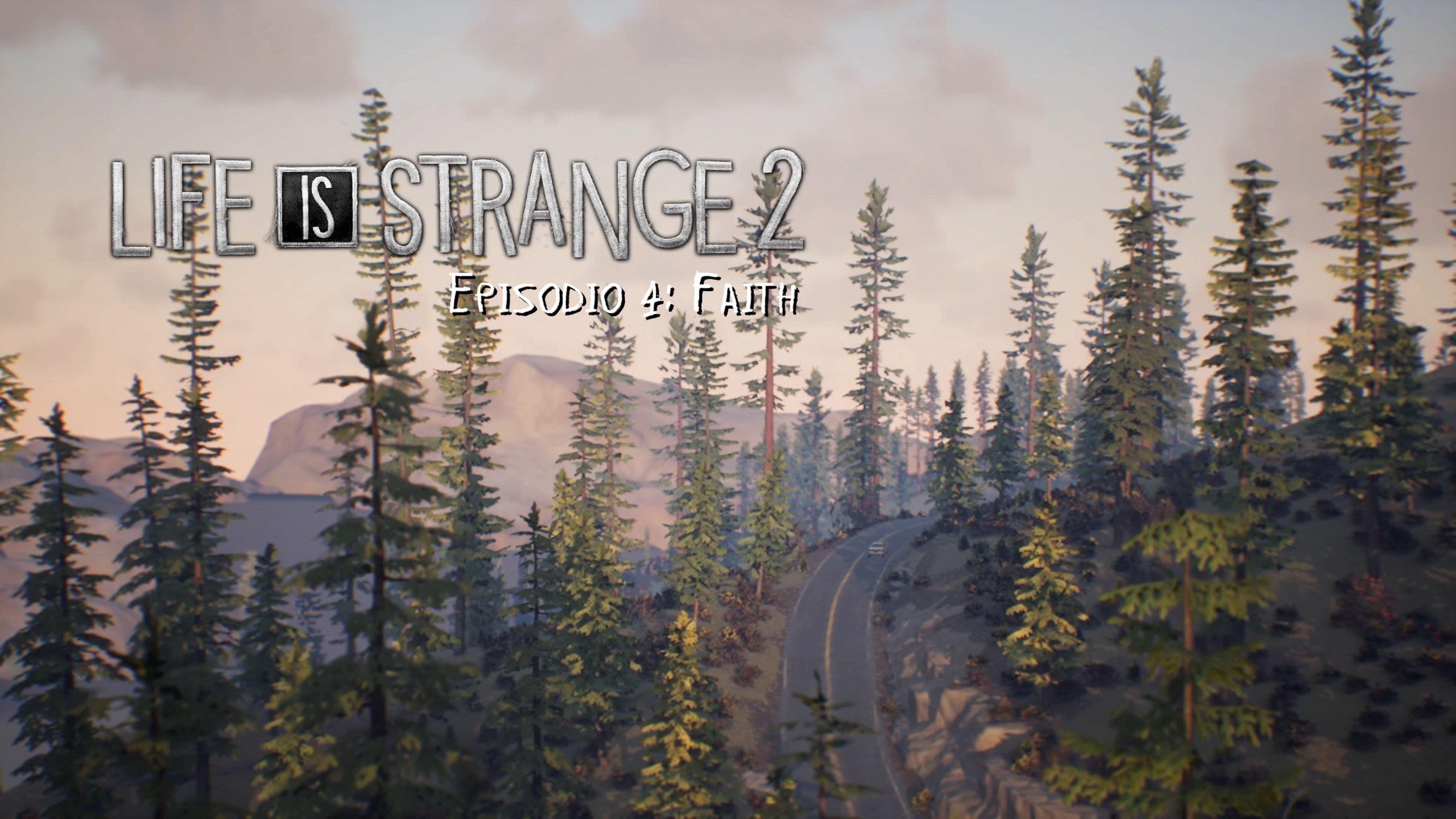 Life is Strange 2 - Capitulo 4