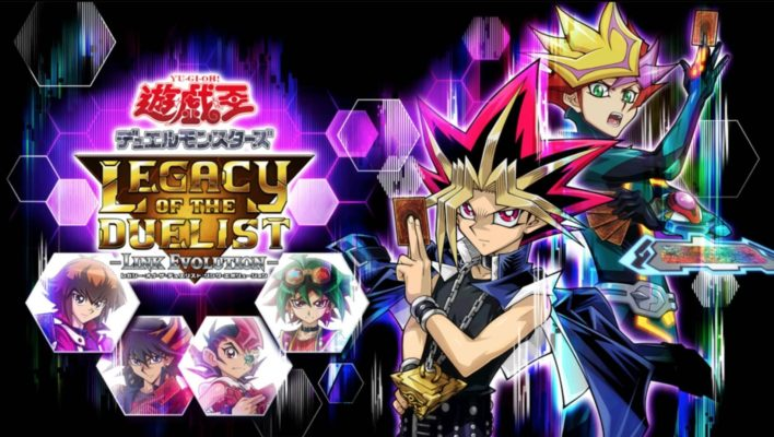 Análisis: Yu-Gi-Oh! Legacy of the Duelist: Link Evolution