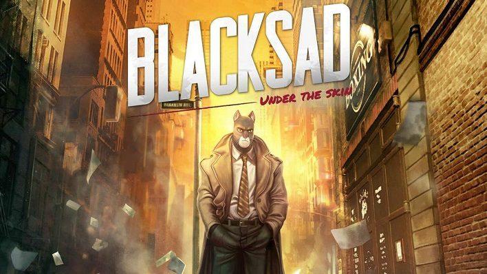 Análisis: Blacksad Under the Skin