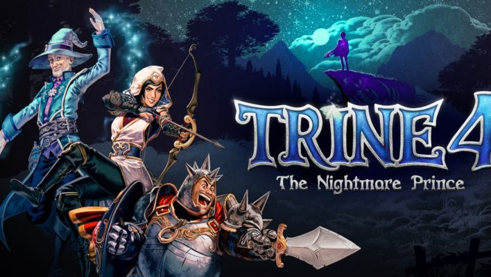 Análisis: Trine 4: The Nightmare Prince