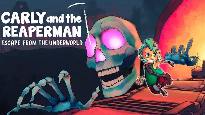Análisis: Carly and the Reaperman – Escape from the Underworld