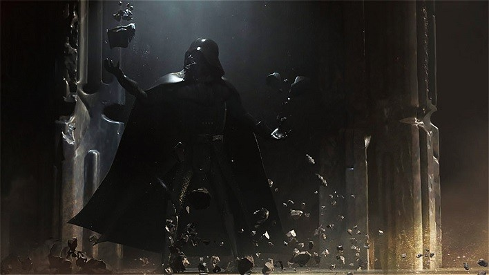 Vader Immortal: A VR Star Wars Series