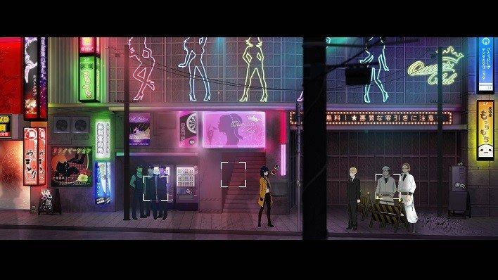 Tokyo Dark: Remembrance