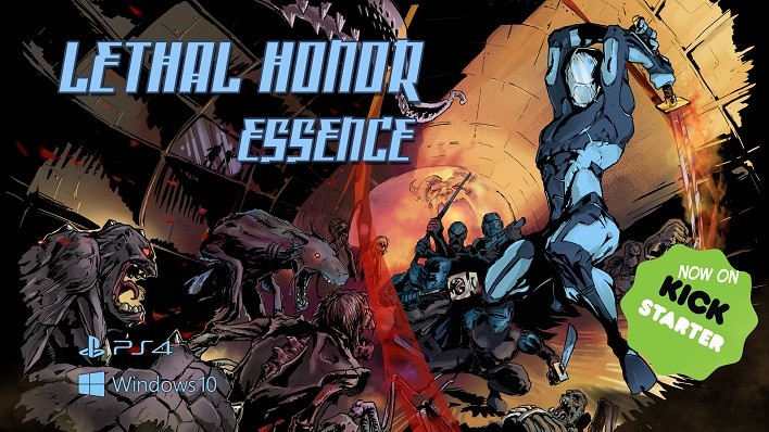 Lethal Honor: Essence