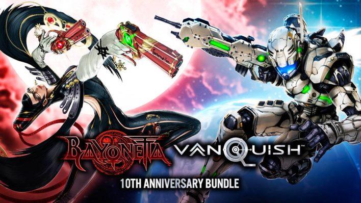 Bayonetta & Vanquish 10th Anniversary