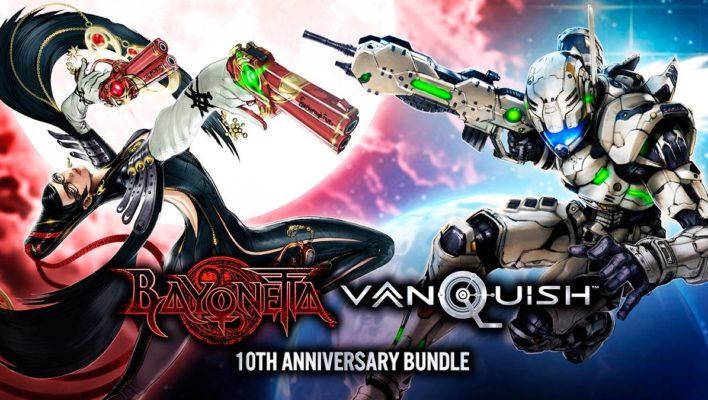 Análisis: Bayonetta & Vanquish 10th Anniversary