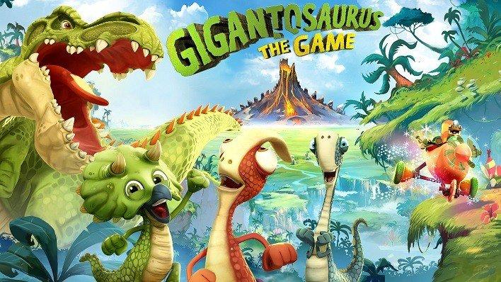 Gigantosaurus: El Juego
