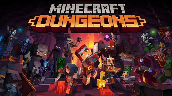 Análisis: Minecraft Dungeons