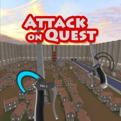 Attack on Quest