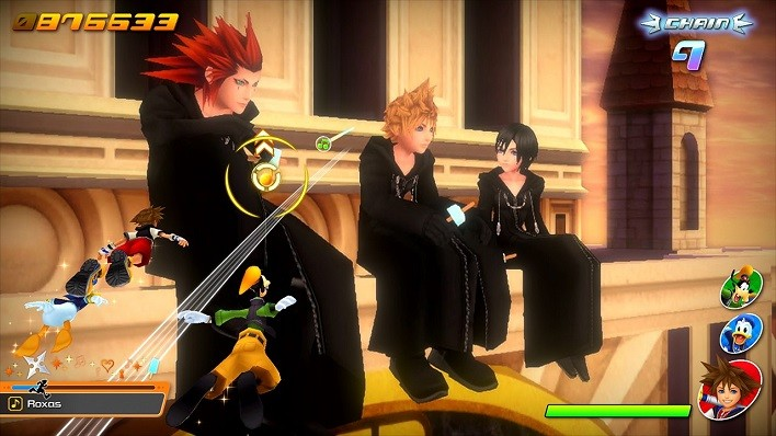 Kingdom Hearts: Memory of Melody