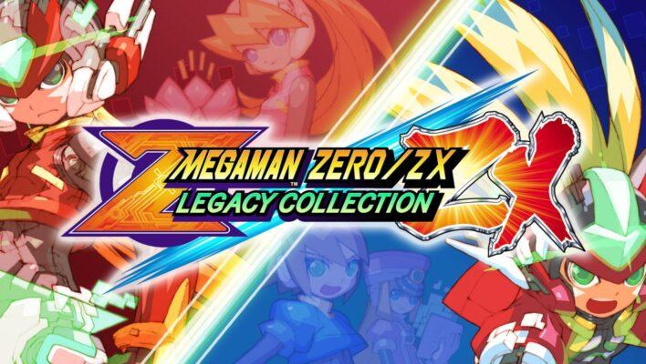 Análisis: Mega Man Zero/Zx Legacy Collection