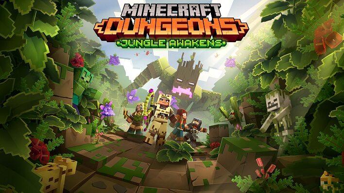 Análisis: La Jungla Despierta (DLC de Minecraft Dungeons)