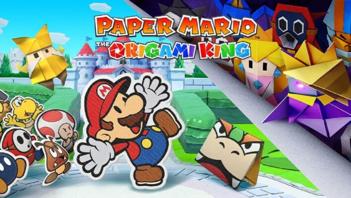 Análisis: Paper Mario: The Origami King