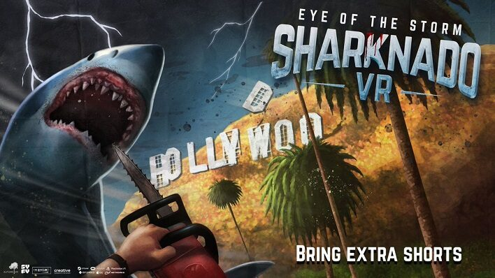Análisis: Sharknado VR: Eye of the Storm