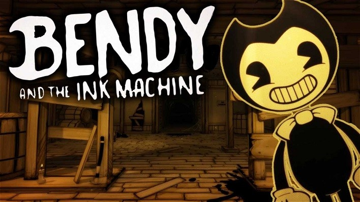 Resultado de imagen de portada Bendy and the Ink Machine xbox one