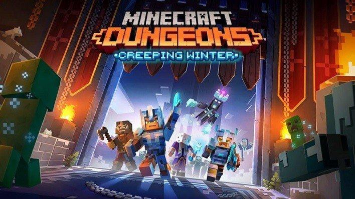 Análisis: Invierno Espeluznante (DLC de Minecraft Dungeons)