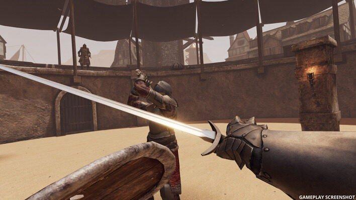 Swordman VR