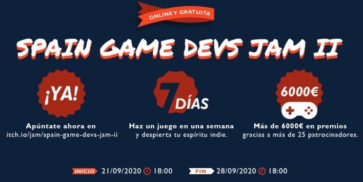 Spain Game Devs Jam