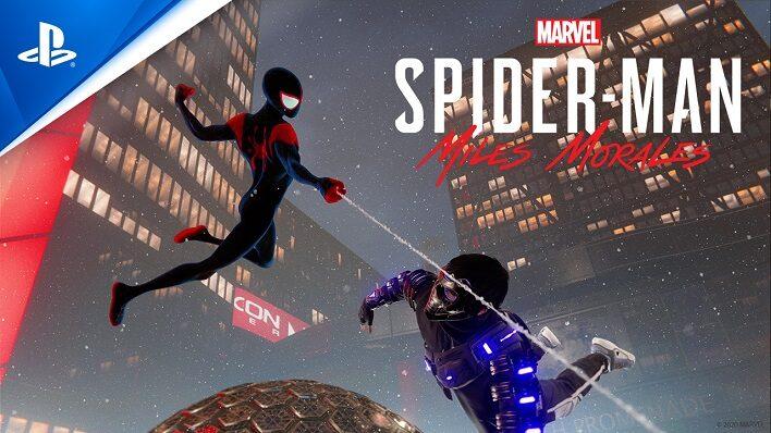 Marvel's Spider-Man Miles: Morales