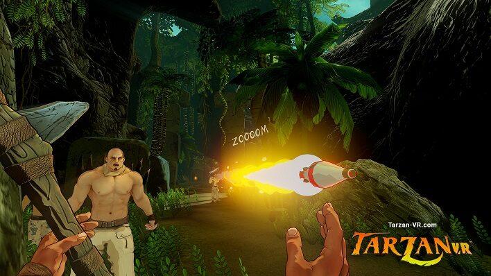 Tarzan VR - Episodios 1 y 2