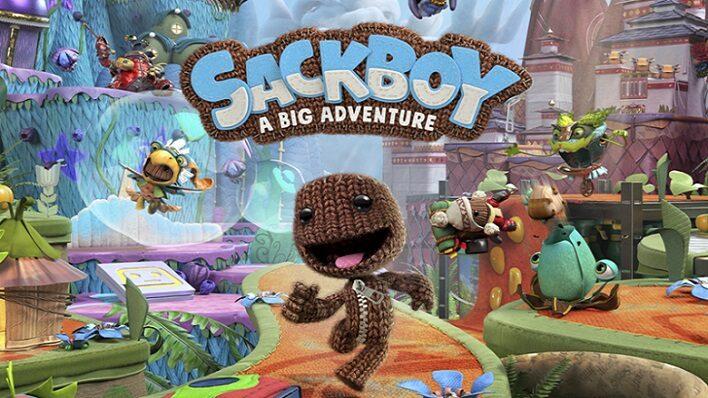 Sackboy: Una aventura a lo grande