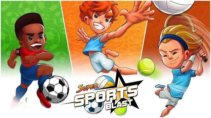 Super Sports Blaster