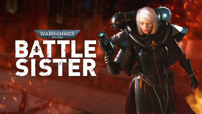 Warhammer 40.000: Battle Sister
