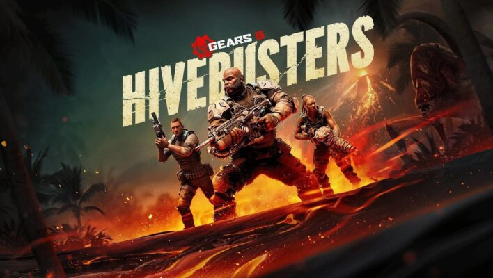 Análisis: Gears 5: Hivebusters