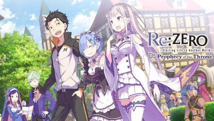 Análisis: Re:Zero – The Prophecy of the Throne