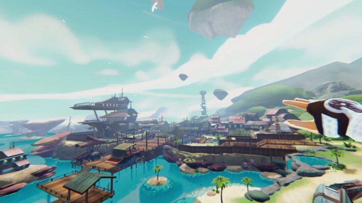Zenith The Last City VR