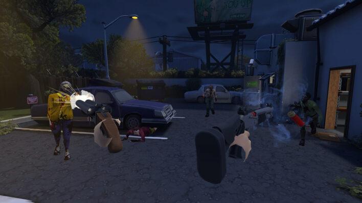 Zombieland VR