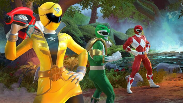 Power Rangers Battle for the Grid Special Edition