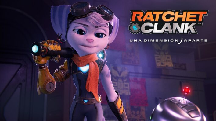Ratchet & Clank Rivet