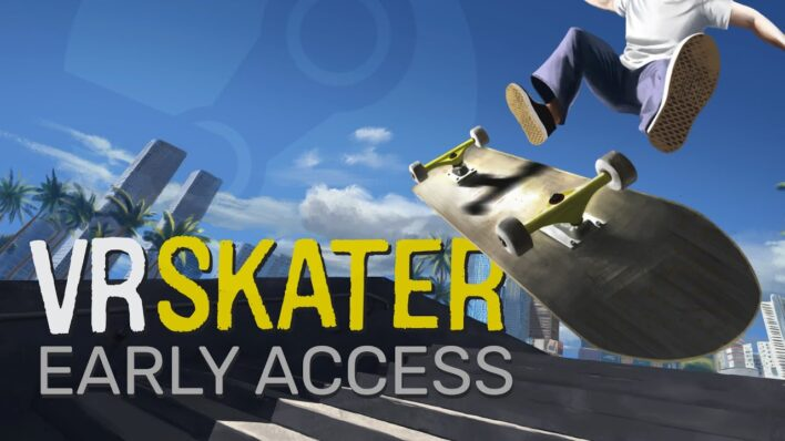 VR Skater Early Access