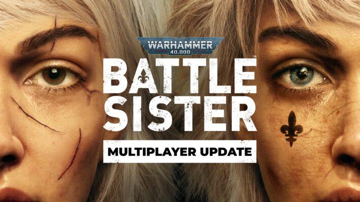 Warhammer 40K Battle Sister Multiplayer