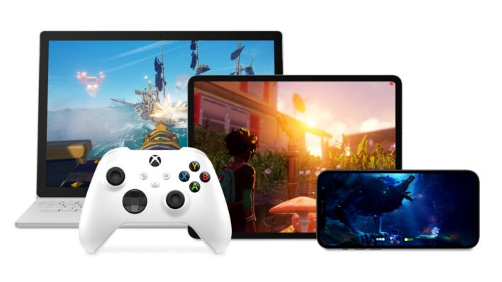 Xbox Gaming Cloud
