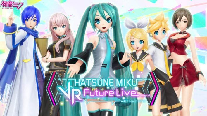 Hatsune Miku VR Future Live
